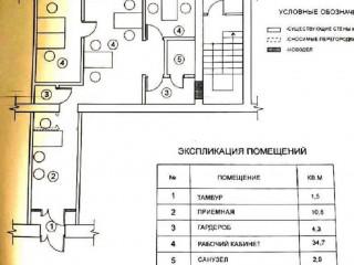 Фотография Продажа помещения свободного назначения, 57 м² , улица Дзержинского 92  №13
